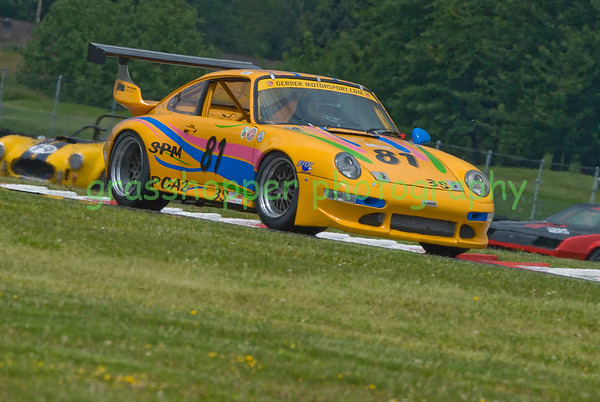 Rose Cup Races 2010 - Porsches