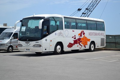 Sicily buses and trains June 2016