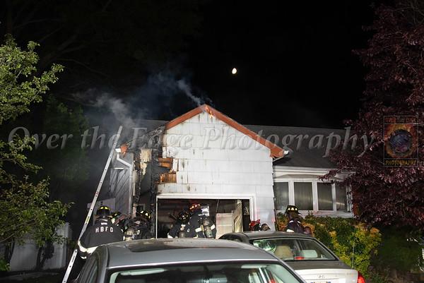 Hewlett House Fire 06/01/2020