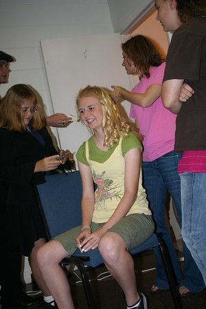 Youth Clue Dinner Theater 2009