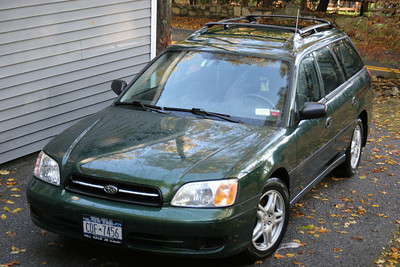 2001 Legacy (SOLD)