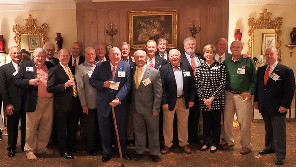 2018 Law Class of 1968 Reunion November