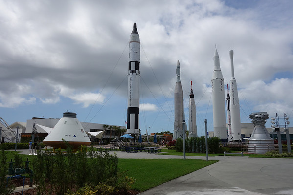 Day 19 - Kennedy Space Center