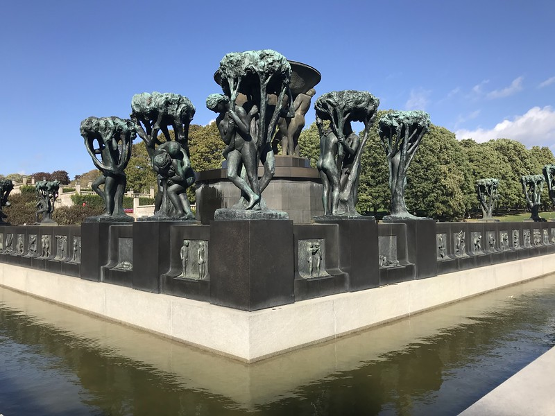 Sculpture Park -  Oslo