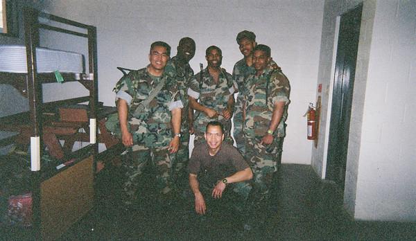 Annual Training  4th Marine Div Bridgeport, CA