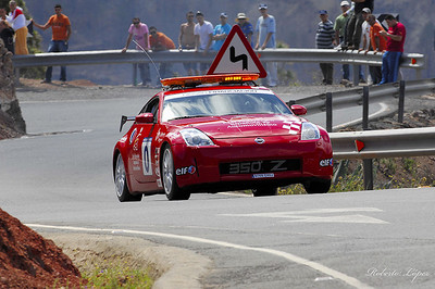 32 Rally de Canarias - TC 10 SAN BARTOLOMÉ DE TIRAJANA - SAN MATEO