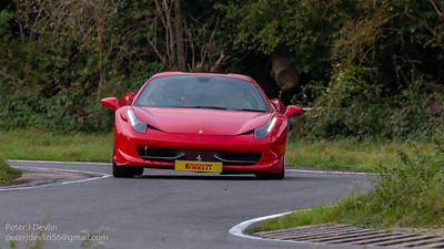 2019-10-12 Pirelli Ferrari Hillclimb Championship