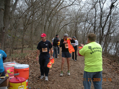 Striders At JFK 50 Miler 21 Nov