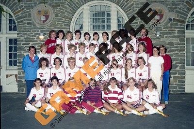 1985 Women's Field Hockey