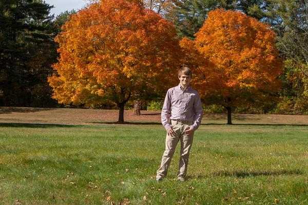 Aidan's Senior Pictures