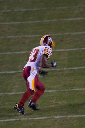 Redskin Vs Eagles MNF October 27, 2009