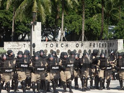 FTAA Riot 2003 Miami November