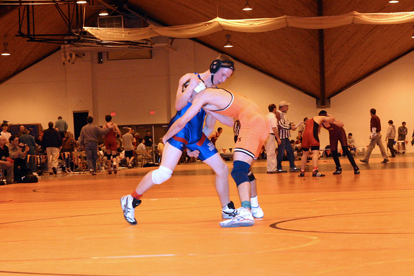 State Wrestling Meet at Woodberry Forest