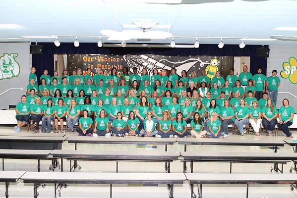 Suwannee Primary School - Staff Photo 2015