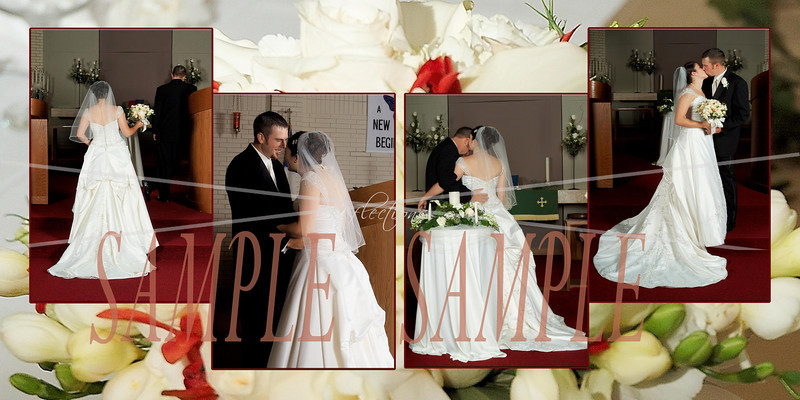 Fischer Hill Reflections Wedding Album Collection