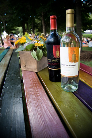 Robert Mondavi & Ruffino at Lollapalooza