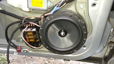 Jetta Speaker Installations