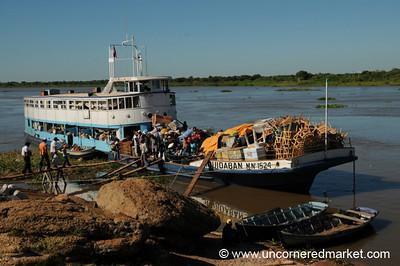 Aquidaban: Up the Rio Paraguay