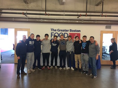 PULSE—Greater Boston Food Bank (Spring)