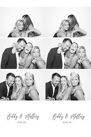 Bobby and Mallory (BW SkinGlow Booth)