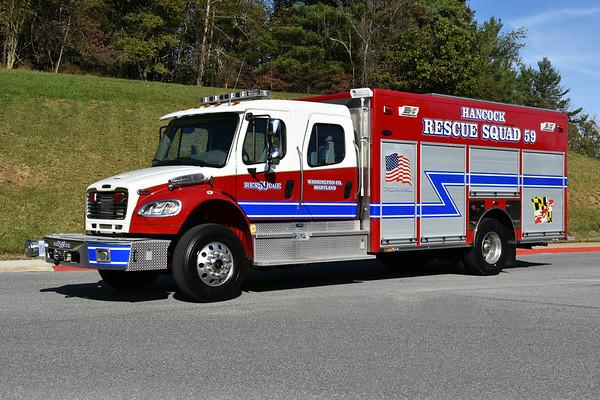 Station 59 - Hancock Rescue Squad