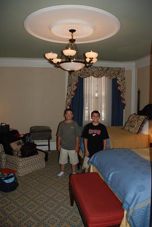 Colorado - Summer Vacation - Day 4+ (At the Broadmoor)