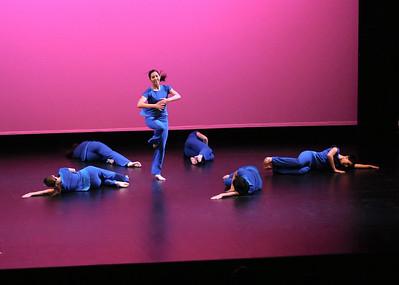 Nov. 30, 2011 Oakland Univ. Dance