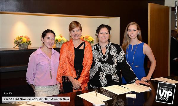 YWCA USA Women of Distinction Awards Gala | Fri, Jun 13