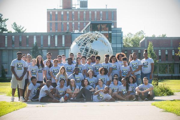 UE 50th Anniversary Group Photo