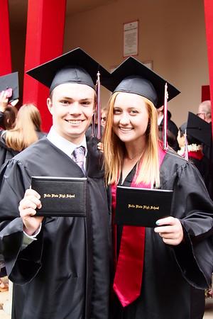 2018 BVHS Graduation