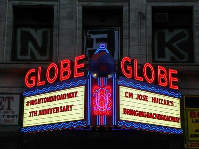L. A., Globe Theatre