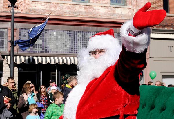 2016 Christmas in Pendleton