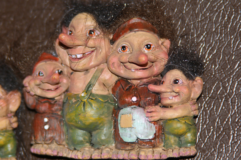 Norway ~ The home of the Trolls