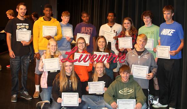 JCC Class Awards