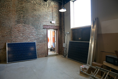 2019 Installation of Solar Panels at Capricorn