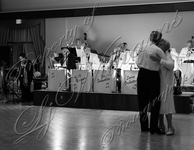 Big Band Society dance June 2014