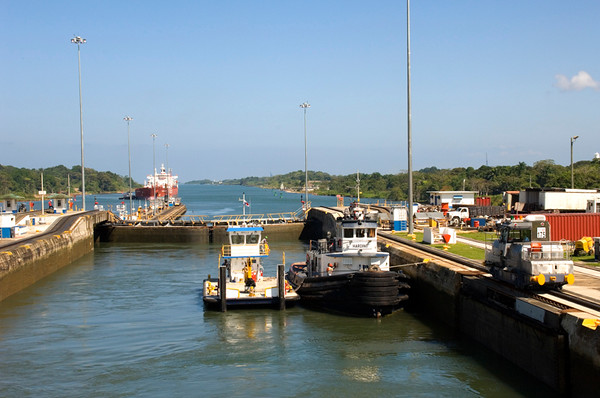 Panama Canal and Nicaraugua