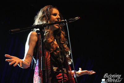 Juliet Simms  @ Club Nokia (Los Angeles, CA); 3/28/13