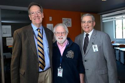 Bill Boulger Math Commons Dedication