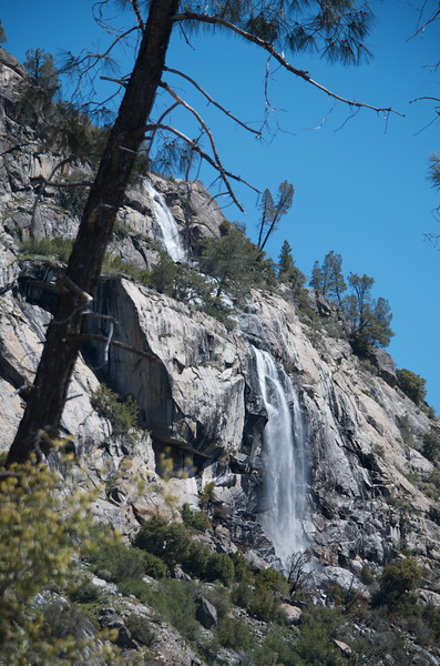 Hetch Hetchy Tueelula Fall