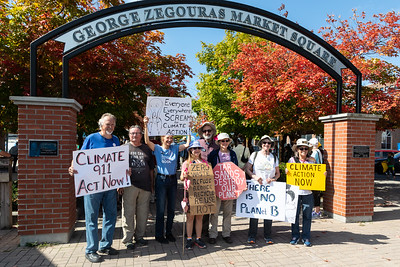 Belleville Climate Strike 2019 September 20