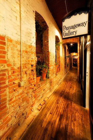 Passageway Gallery - Photos of the Gallery
