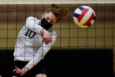 Photos: Silver Creek Vs. Greeley Central Volleyball 3/30/21