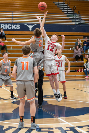 2020-02-01 - Colonial Heights Boys vs Meigs County