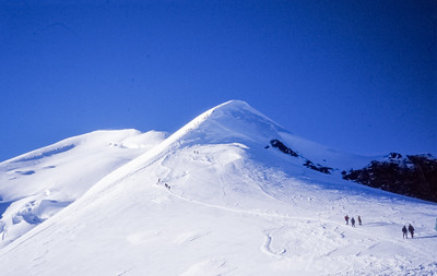 Three Mounts Blanc Traverse