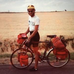1984 Tour Across U.S.