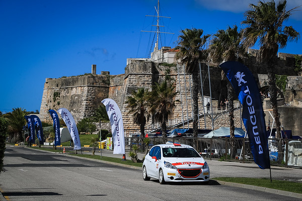 Presentation Peugeot Rally Cup 2018