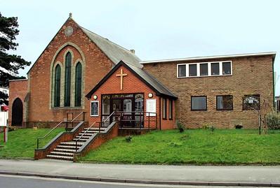 Methodist Church, Broadway, Didcot, OX11 8RQ