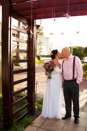Lesley and Graham Boxall wedding