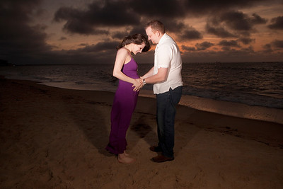 Chrissie and Jamie's Maternity Shoot